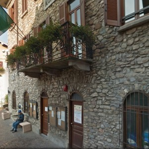 Il municipio di Cugliate Fabiasco