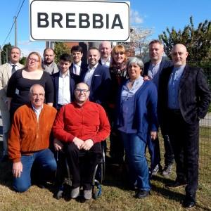Eccoci per Brebbia