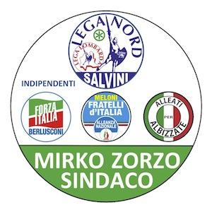 Mirko Zorzo Sindaco LOGO FINALE