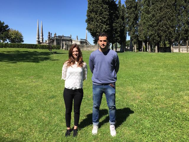 Sofia Comini e Giampaolo Ermolli