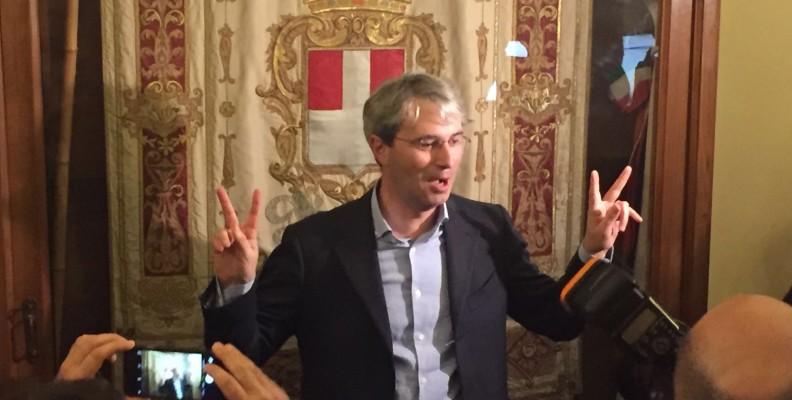 Galimberti vince, è la prima volta del centrosinistra a Varese