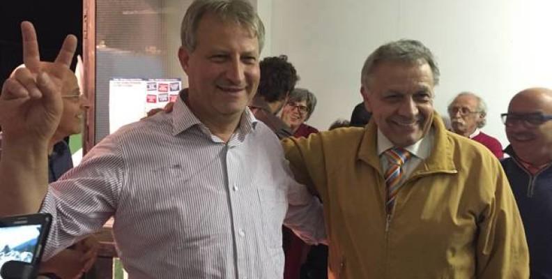 """Marco Giudici nuovo sindaco di Caronno: """"Premiata la continuità"""