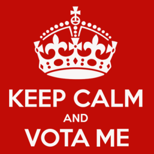 vota me